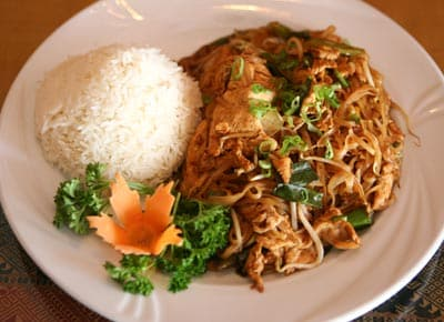 Sarasota thai dinner menu authentic thai food thailand location forumfinder Gallery